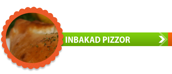INBAKAD-PIZZOR